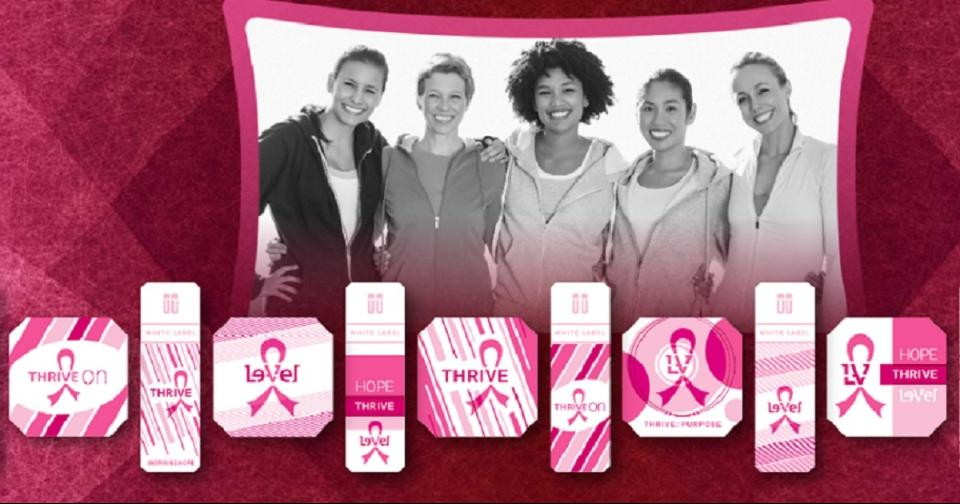 Actualidad: Le-Vel continúa su esfuerzo por la concienciación sobre el cáncer de mama