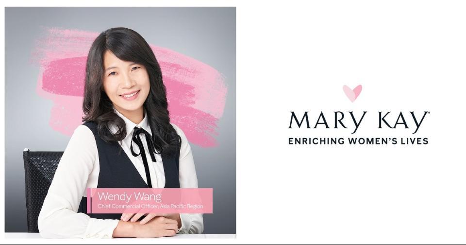Empresas: Wendy Wang, nueva directora comercial de la región Asia Pacífico de Mary Kay