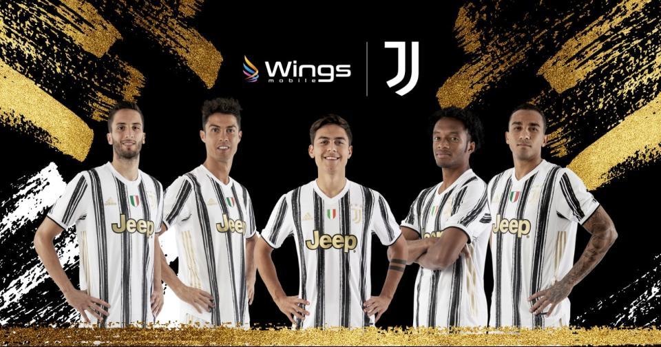 Viral: Wings Mobile: nuevo socio oficial de la Juventus FC