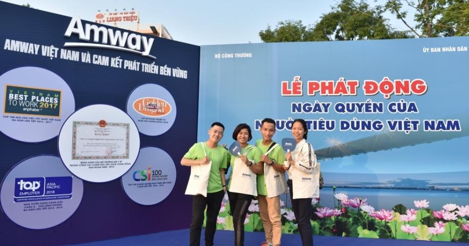 Empresas: Amway Vietnam anuncia nueva cooperación