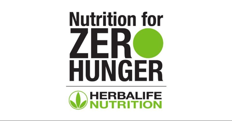 Empresas: Chrysalis se une a la iniciativa Nutrition for Zero Hunger de Herbalife Nutrition