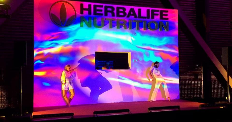 Empresas: Concierto Herbalife Nutrition celebra el 22 aniversario de su llegada a Indonesia