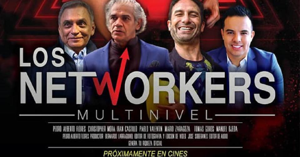 Viral: El cine revela al mundo cómo es la vida de un networker