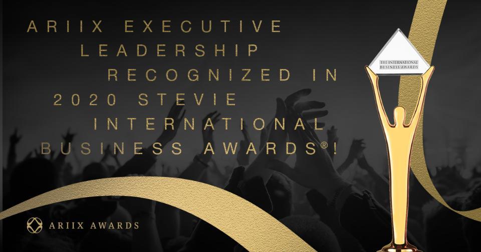 Empresas: El liderazgo ejecutivo de ARIIX es reconocido en los IBA 2020
