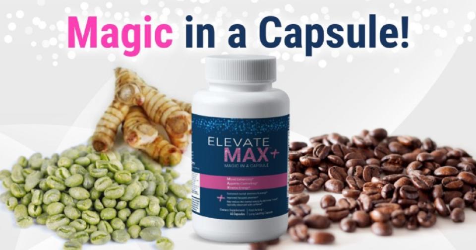 """Empresas: Elevate MAX ™ +, los beneficios del café con """"magia"""" adicional"""