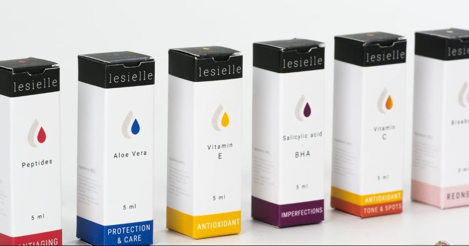 Tecnología: Lesielle: primera cosmética adaptativa en el mundo