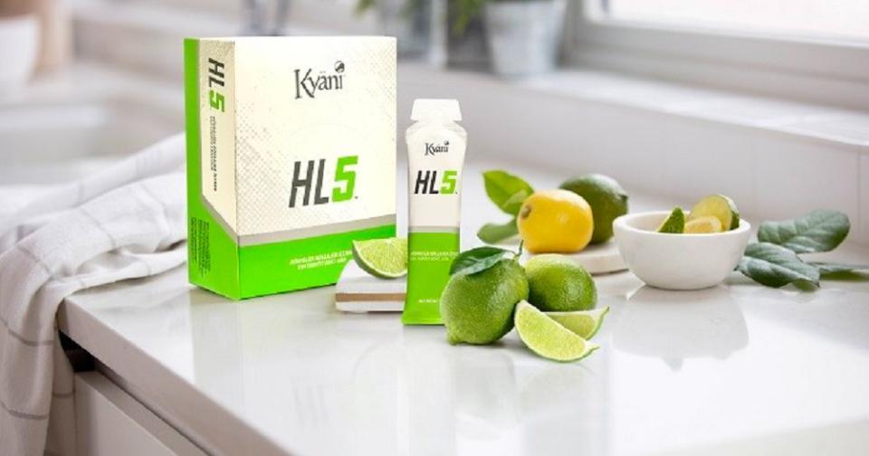 Empresas: ¿Por qué necesitas Kyani HL 5 en tu dieta diaria?