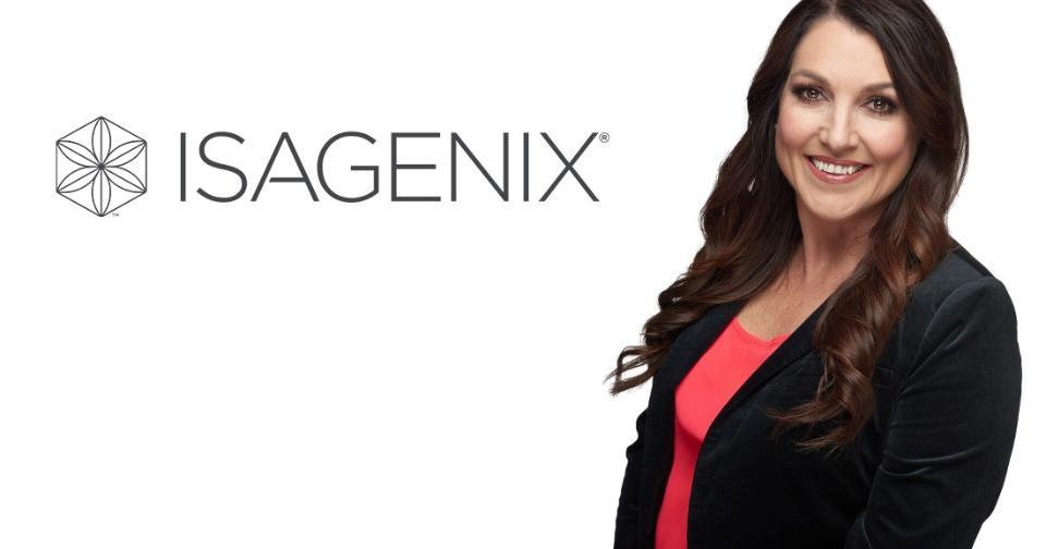 Empresas: Una líder para impulsar el crecimiento de Isagenix