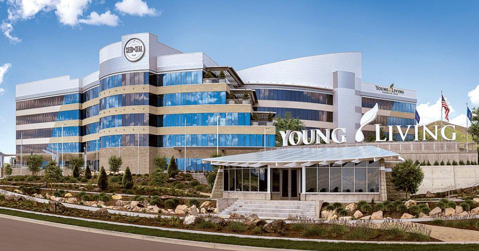 Actualidad: Young Living se posiciona como una de las mejores compañías dentro de la industria
