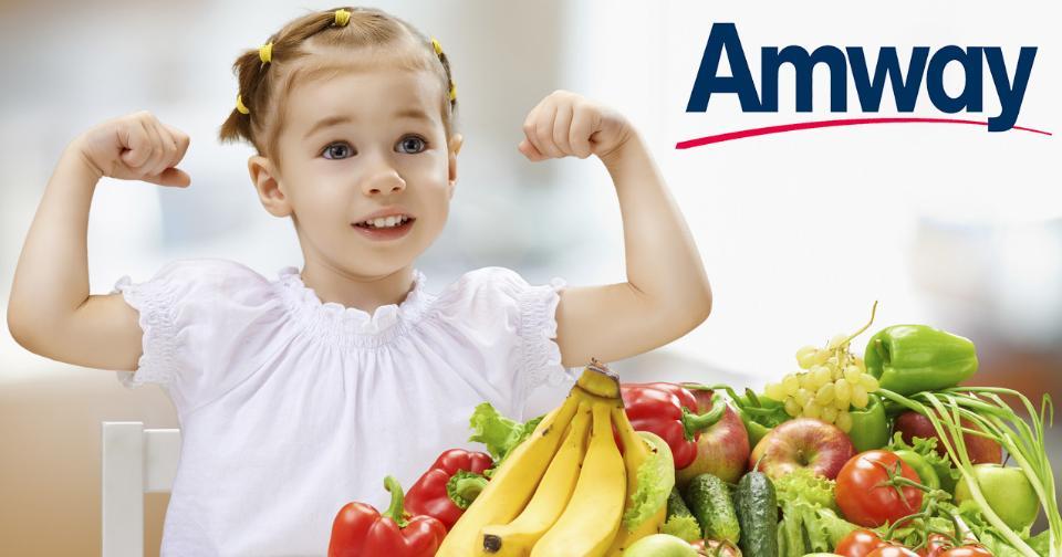 Empresas: Amway continúa sus esfuerzos por combatir la desnutrición infantil