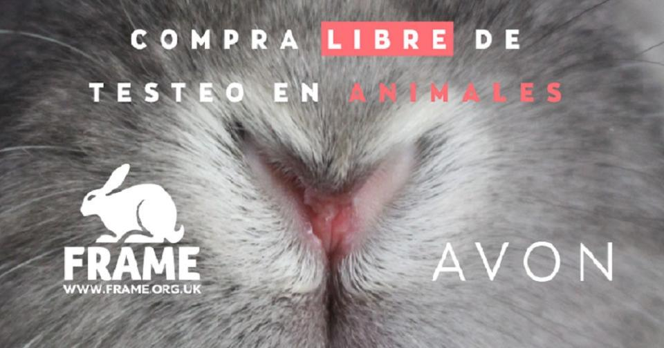 Empresas: Avon desmiente acusación de testeo animal de sus productos