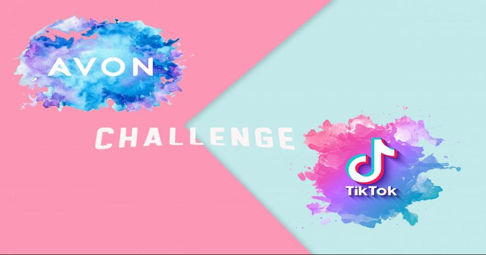 Viral: Avon llega hasta TikTok con un challenge visual