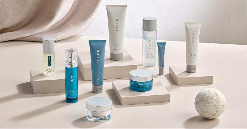 Empresas: Good Face Project reconoce a NewAge por la línea Lucim Skin Care