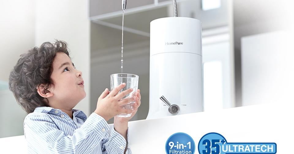 """Empresas: QNET apuesta por la reducción del uso de botellas plásticas usando """"HomePure Nova"""""""