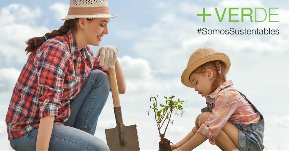Empresas: +VERDE la iniciativa de Herbalife por un mundo sostenible y respetuosa con el medio ambiente