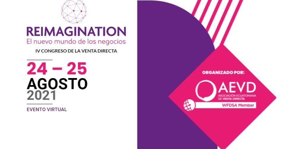 Actualidad: AEVD comienza hoy el IV Congreso de la Venta Directa: Reimagination