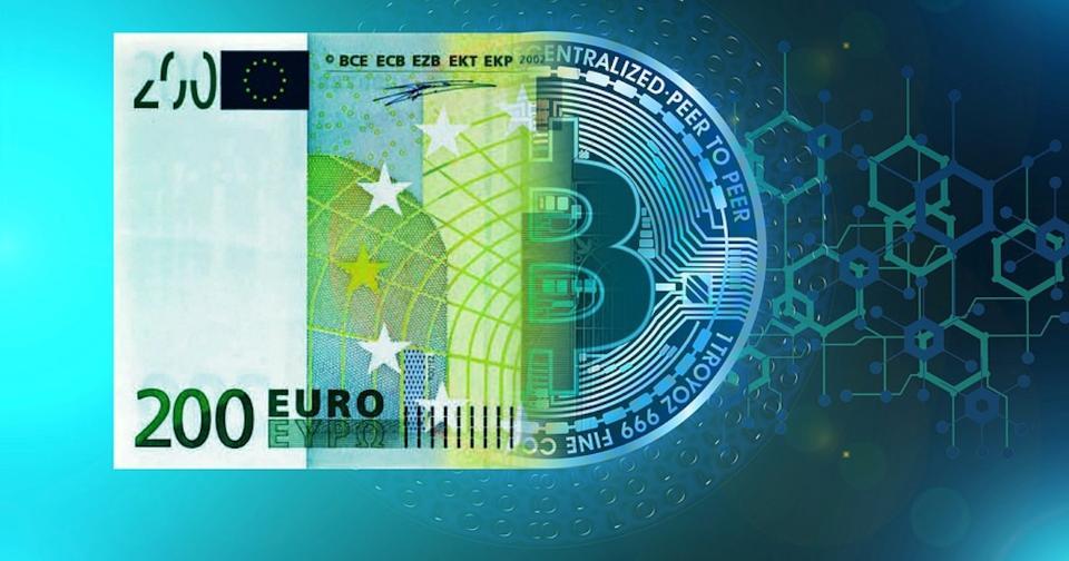 Criptomonedas: El euro digital entra en su primera fase de prueba en España