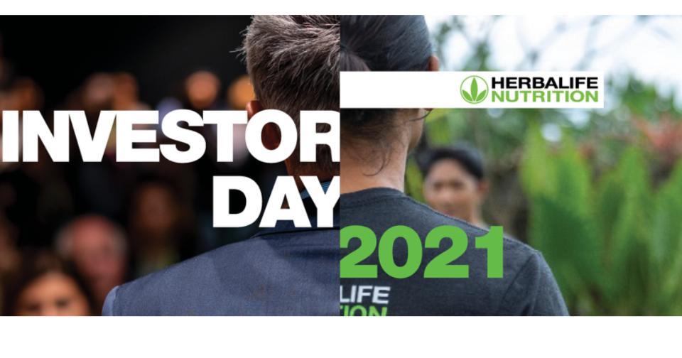 Empresas: Herbalife Nutrition anuncia su evento por el Día del Inversor Virtual