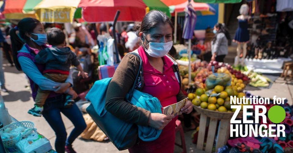 Empresas: Herbalife Nutrition crea lazos para la asistencia alimentaria en Guatemala