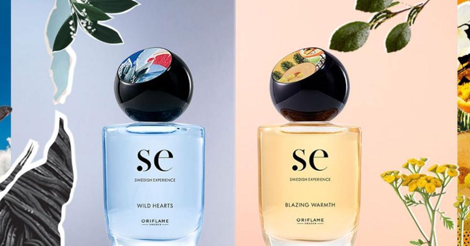Empresas: Oriflame lanzará nueva colección de perfumes con frascos sostenibles