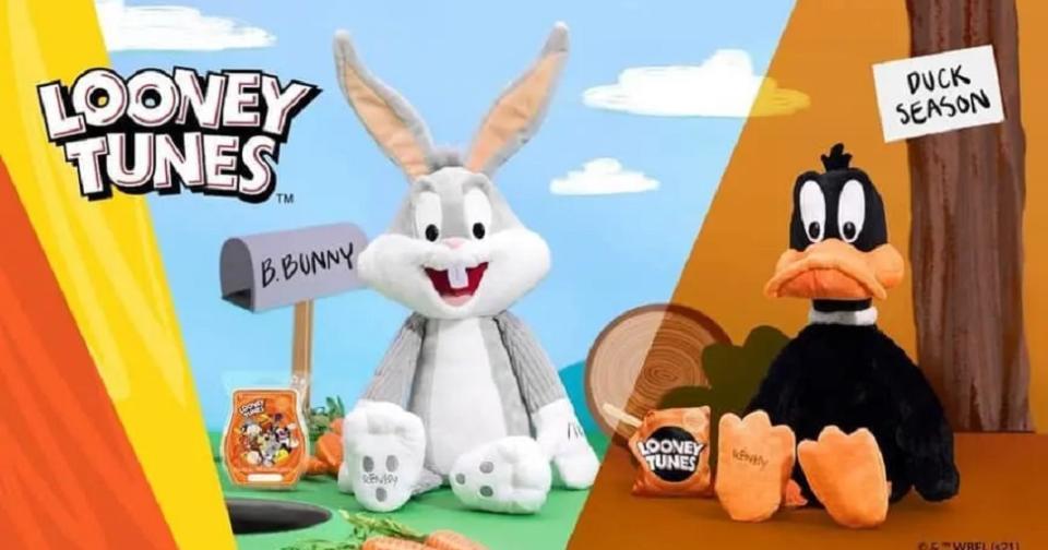 Actualidad: Scentsy estrena la colección Looney Tunes con dos nuevos personajes