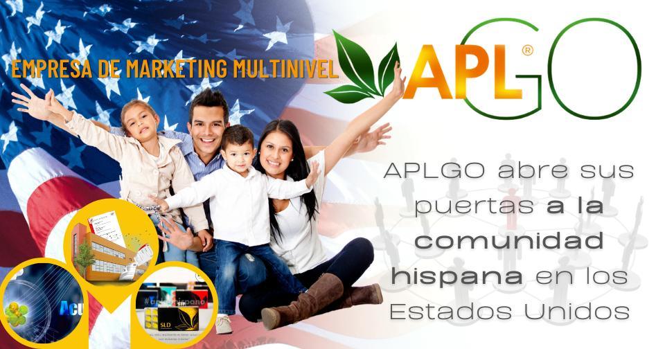 Empresas: APLGO Abre las puertas de la Oportunidad al Mercado Hispano en Estados Unidos