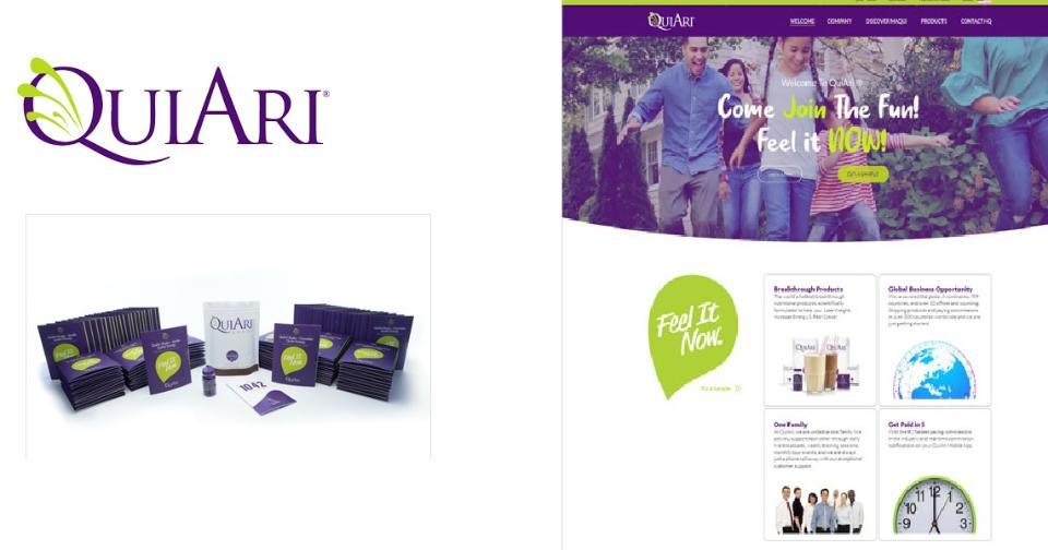 Actualidad: El año nuevo plan de negocio y nuevas estrategias de marketing para QuiAri