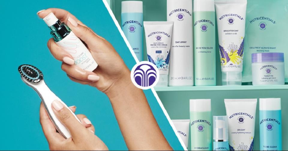 Empresas: El dispositivo ageLOC Boost y el sistema de cuidado de la piel bioadaptativo Nutricentials están disponibles en el mercado