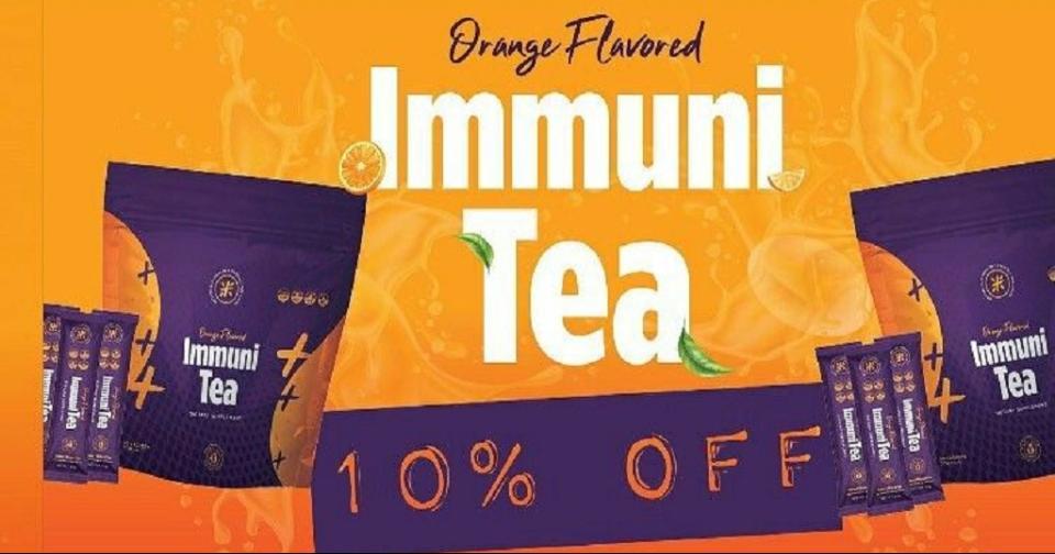 Empresas: Immuni-Tea: la bebida de TLC que impacta en el cuerpo y espíritu
