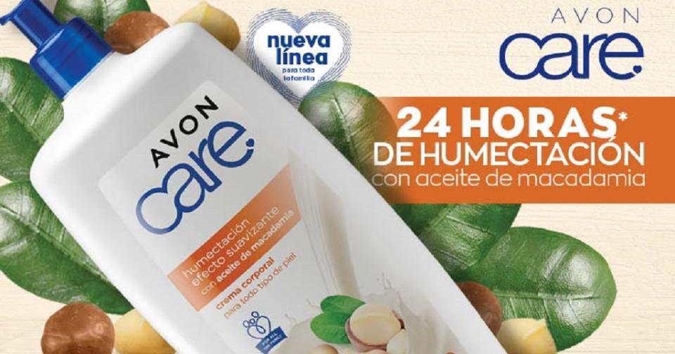 Empresas: Nueva línea de Avon Care con aceite de macadamia como protagonista