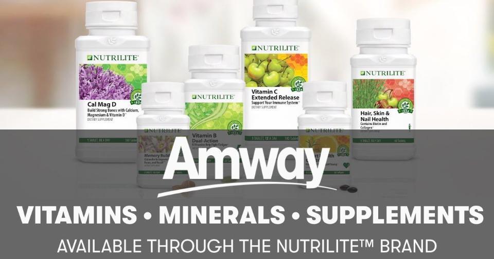Empresas: Orlando Magic anuncia que los Paquetes Nutrilite se convertirán en sus vitaminas oficiales