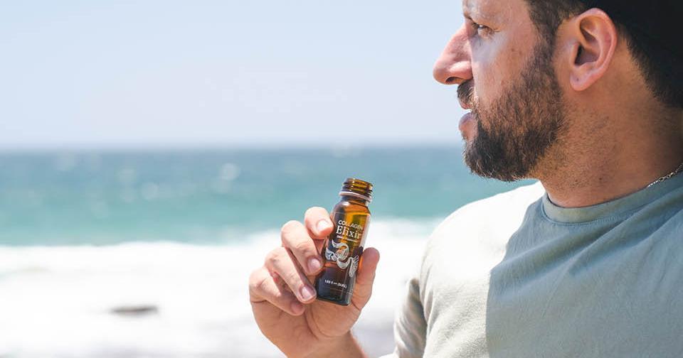 Empresas: ¿Pueden los hombres utilizar Collagen Elixir?