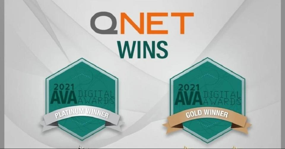 Actualidad: QNET vuelve a cosechar éxitos en los premios AVA 2021