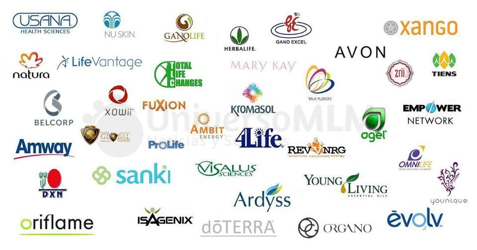 Actualidad: Ranking de las compañías multinivel en línea con mayor interacción con sus seguidores de Enero