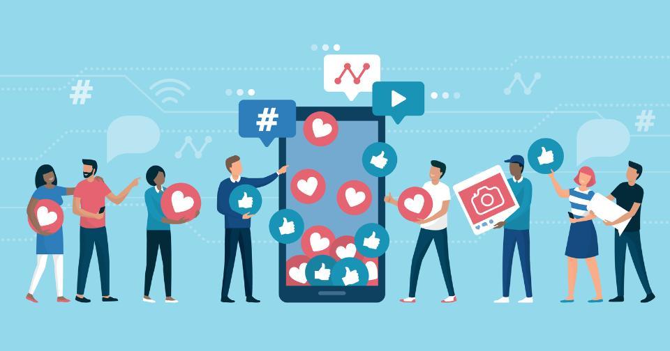 Formación: 3 razones por las que las redes sociales son un elemento vital para este 2021
