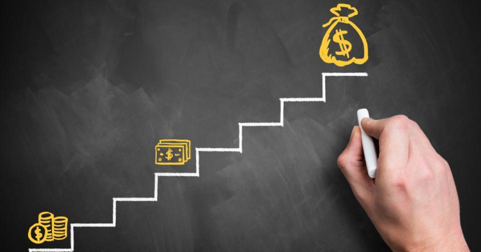 Formación: 4 mejores prácticas para establecer metas financieras este año