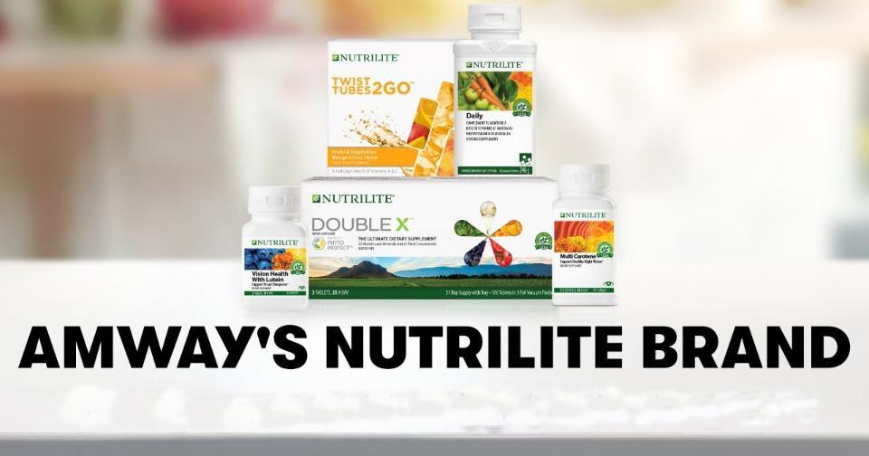 Empresas: Amway lanza nueva línea para la marca NUTRILITE ™