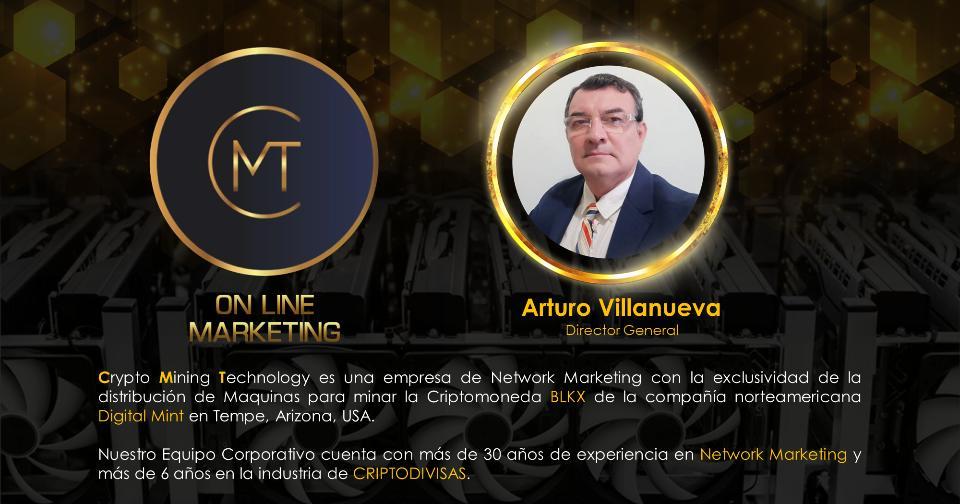 Empresas: Crytpto Mining Technology: entrevista al CEO Arturo Villanueva