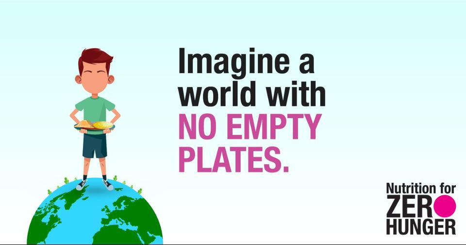 Empresas: Fundación Herbalife Nutrition dona más de $ 3 millones para ayudar a erradicar el hambre en todo el mundo