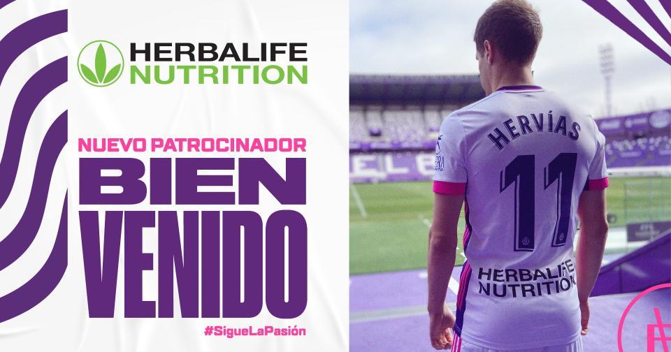 Empresas: Herbalife Nutrition continúa su expansión en el mundo deportivo de élite