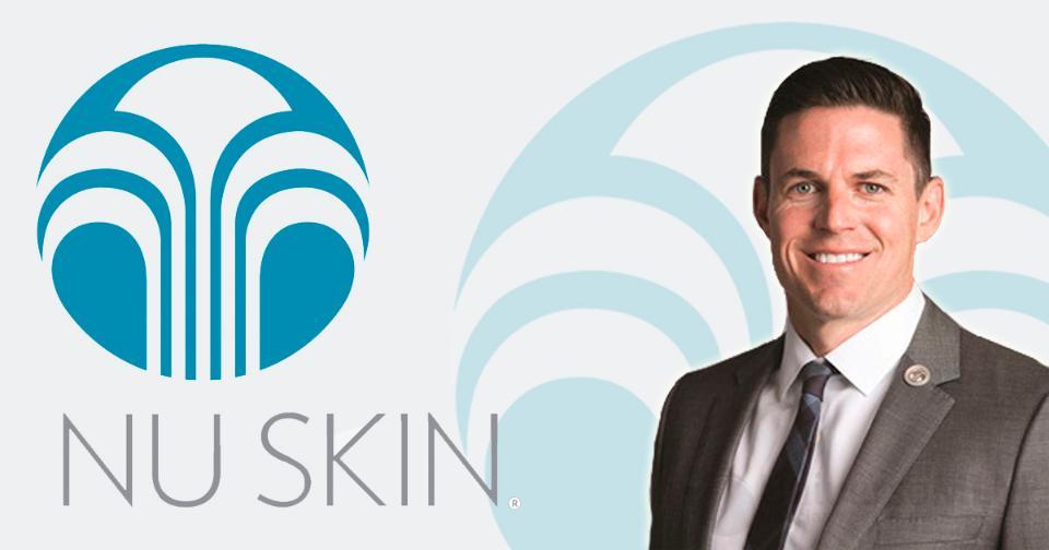 Empresas: Ryan Napierski se convertirá en el próximo CEO de Nu Skin