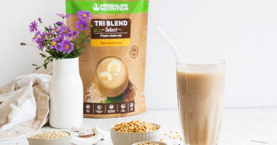 Actualidad: Tri-blend Select de Herbalife es reconocido en el Reino Unido como el mejor producto 2021