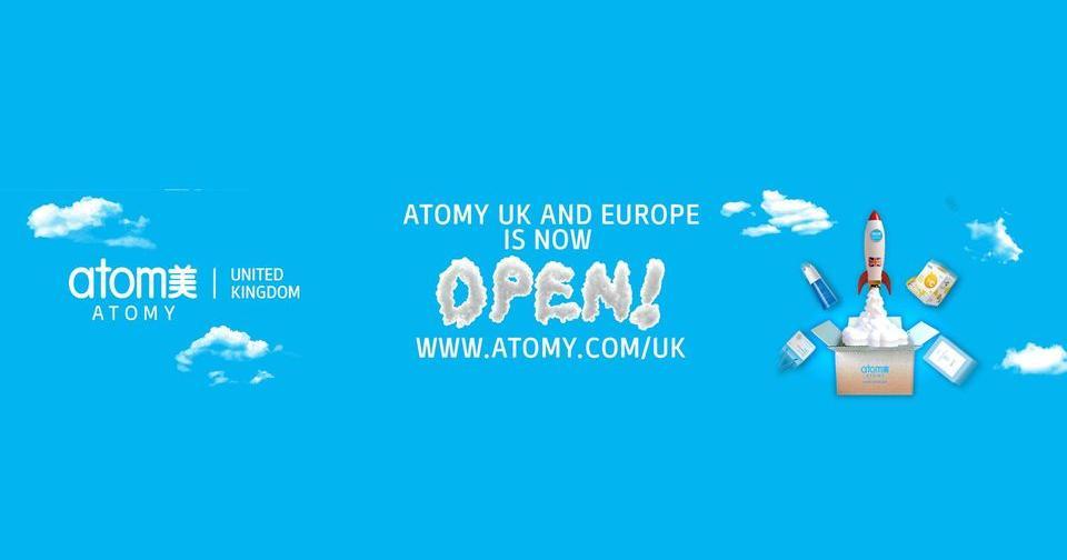 Empresas: Atomy abre un nuevo mercado en el Reino Unido