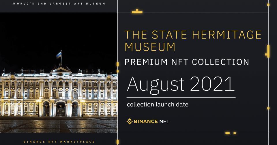 Criptomonedas: Binance lanzará el mes próximo exclusiva colección NFT de pinturas famosas
