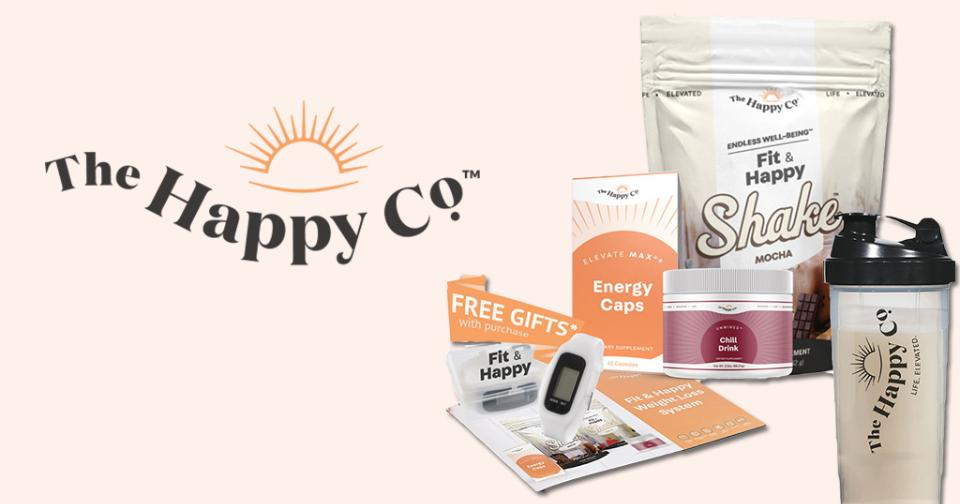 Actualidad: Fit & Happy o cómo bajar de peso con batidos nutritivos