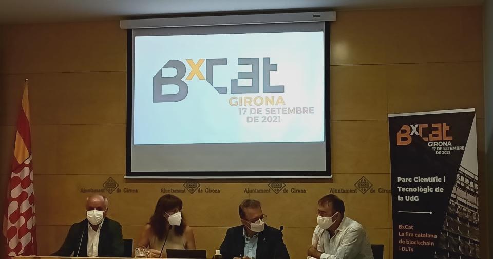 Criptomonedas: Girona será la sede de la feria BxCat dedicada al blockchain