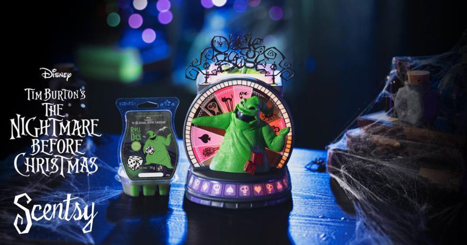 Actualidad: Scentsy presenta su colección de otoño nuevas adiciones a la colección de villanos Disney