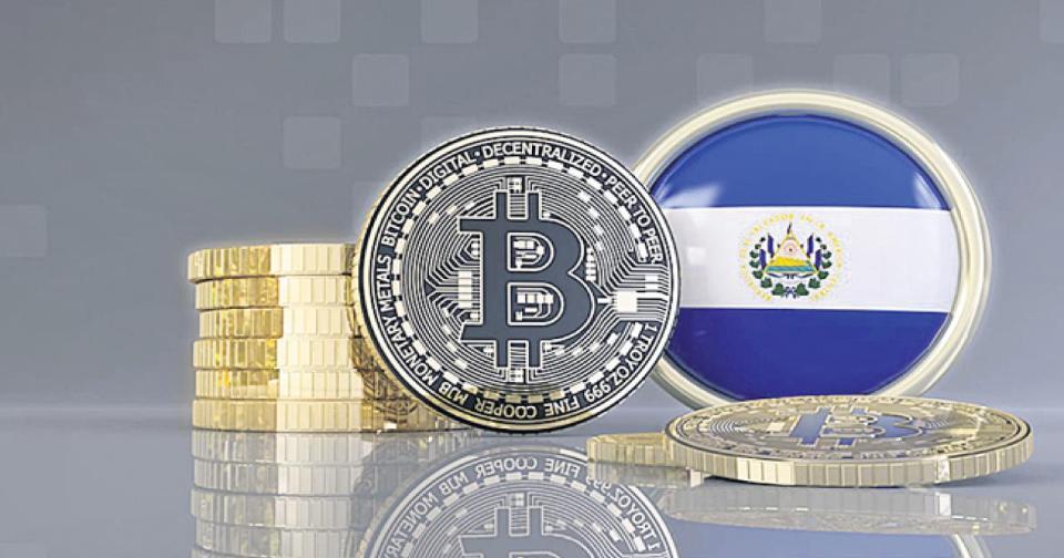 Actualidad: El partido de la oposición presenta demanda contra la Ley Bitcoin en El Salvador