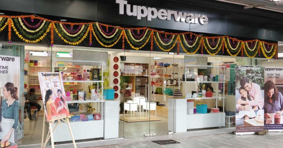 Empresas: En India, Tupperware incursiona en nuevas categorías