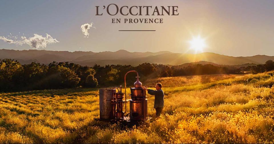 Actualidad: La venta directa añade a L'OCCITANE en Provence a su catálogo